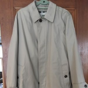 Burberry Car Coat  with zip out wool liner